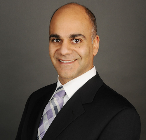 Photo of Vinay Khosla, M.Acc., CPA, CA