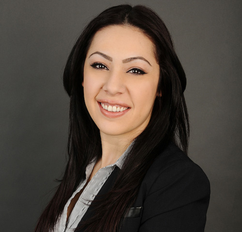 Photo of Yasmin Hilson, Administrative Specialist