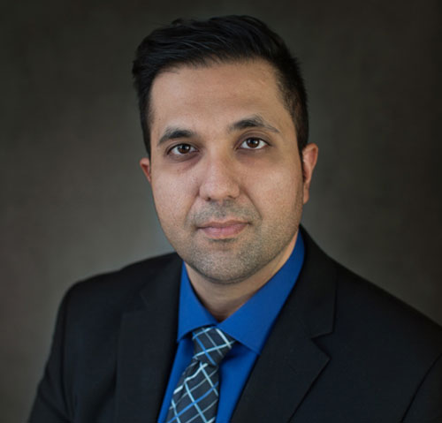 Photo of Aziz Ghani, CPA