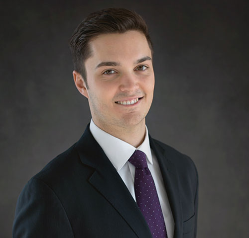 Photo of Sean Pendlebury, CPA, Staff Accountant