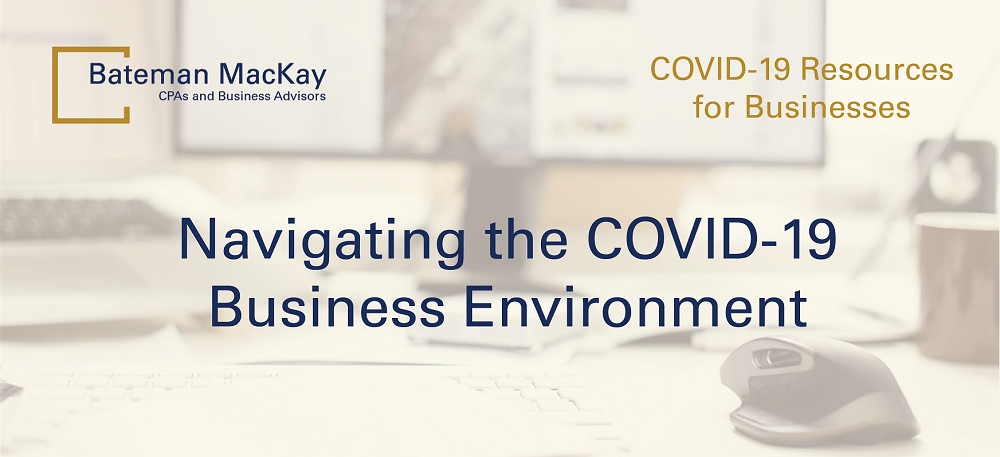Navigating the COVID-19 Business Environment
