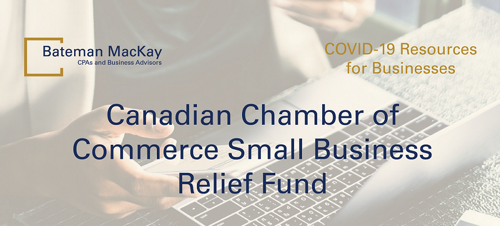 Canadian Chamber of Commerce Small Business Relief Fund