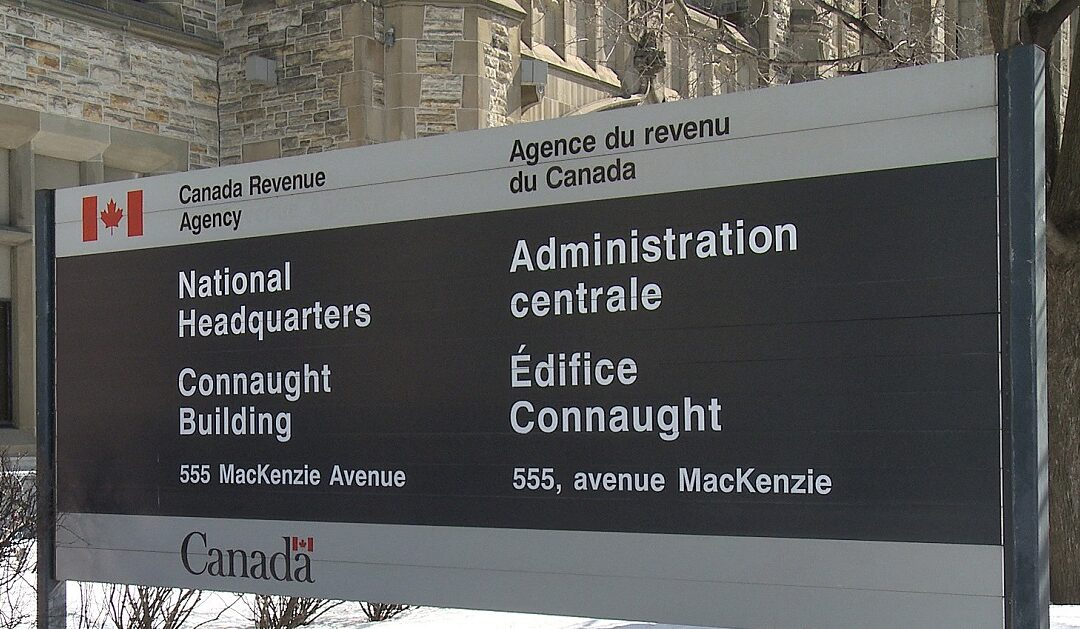 The Canada Revenue Agency is Resuming Additional Activities